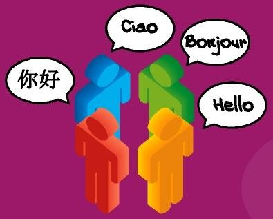Los servicios de traducción te ayudarán a comunicarte en cualquier idioma.