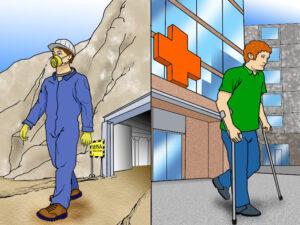 ¿Sabes cuáles son los trabajos más peligrosos?