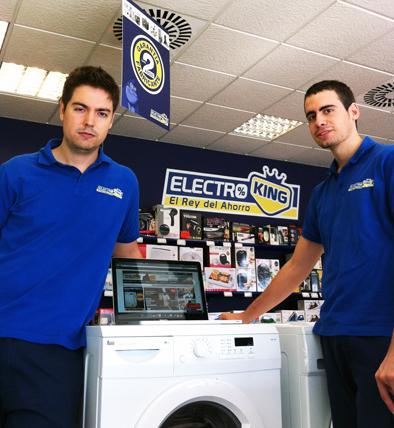 ElectroKing.es, una tienda on-line de electrodomésticos de referencia en España