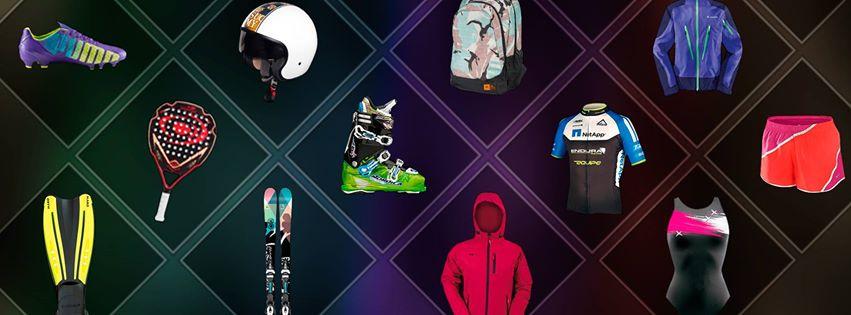 Outletinn, una tienda outlet con descuentos en material deportivo de hasta el 80 %