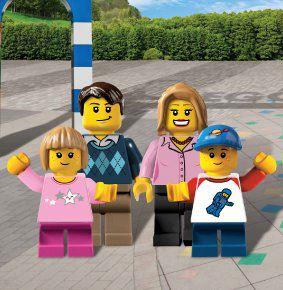 Legoland, Lego