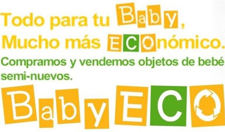 Monta una tienda de productos seminuevos para bebés como BabyEco