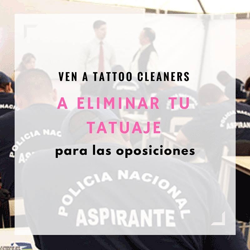Tattoo Cleaners, una empresa para eliminar los tatuajes y montar un negocio