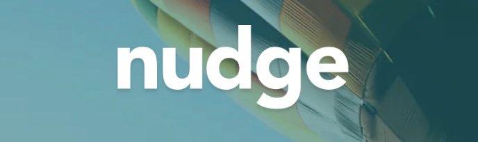 Nudge, una aplicación para quienes desean salir de la rutina