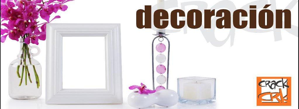 Crack hogar una tienda de decoraci n que no para de for Adornos de decoracion para el hogar