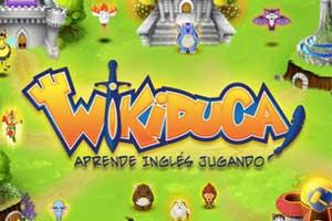 Wikiduca, el mejor método para aprender inglés jugando