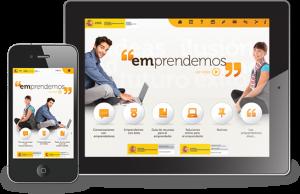Emprendemos, una aplicación gratuita para emprendedores