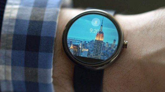 "Android Wear, la nueva plataforma para ""wearables"" de Google"