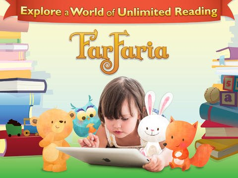 Estimula el interés en la lectura con una propuesta como FarFaria