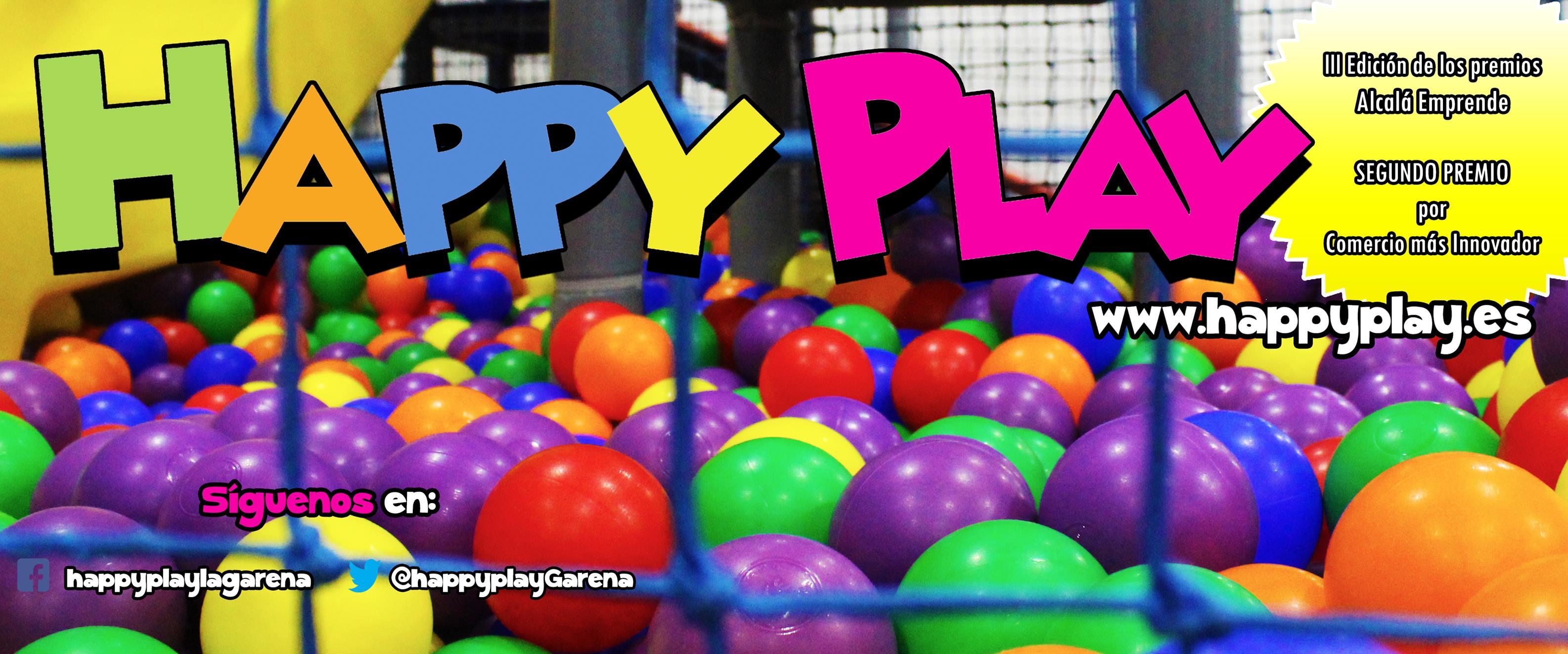 Si vas a montar un parque infantil inspírate en Happy Play