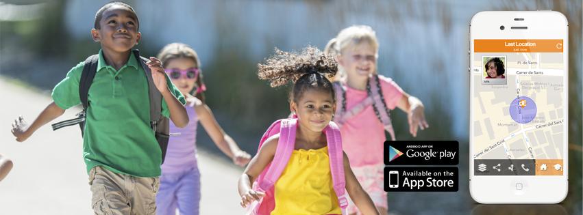 DondeEsta, una app para localizar a los niños