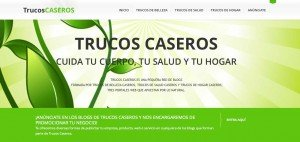 Nace Trucos Caseros, una red de blogs sobre remedios naturales
