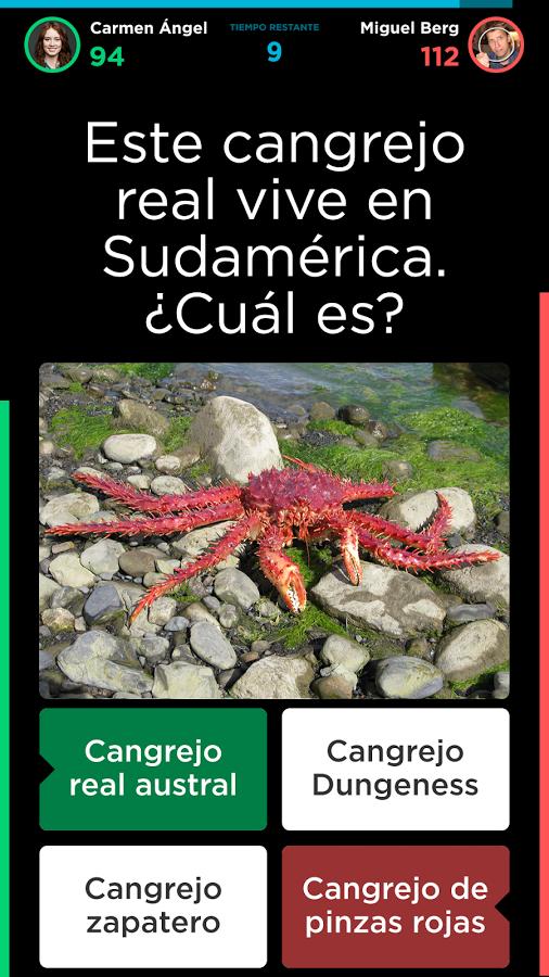 Pon en marcha un juego de preguntas como QuizUp