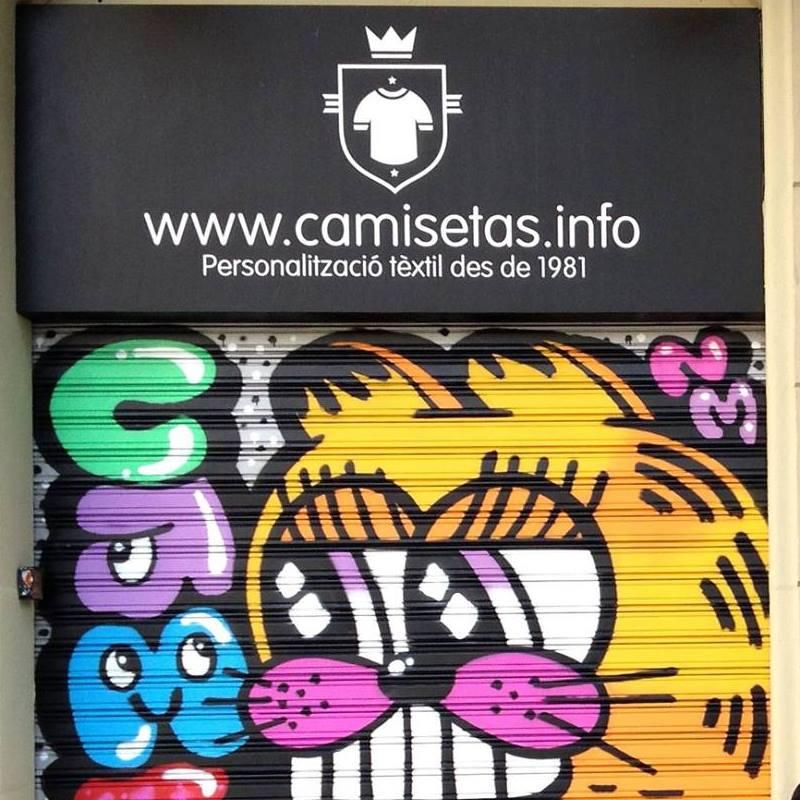 Camisetas.info, una empresa catalana que personaliza nuestras prendas de ropa