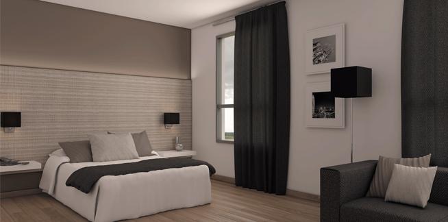 Si viajas a Barcelona, alójate en Bestprice Diagonal, un hotel para emprendedores