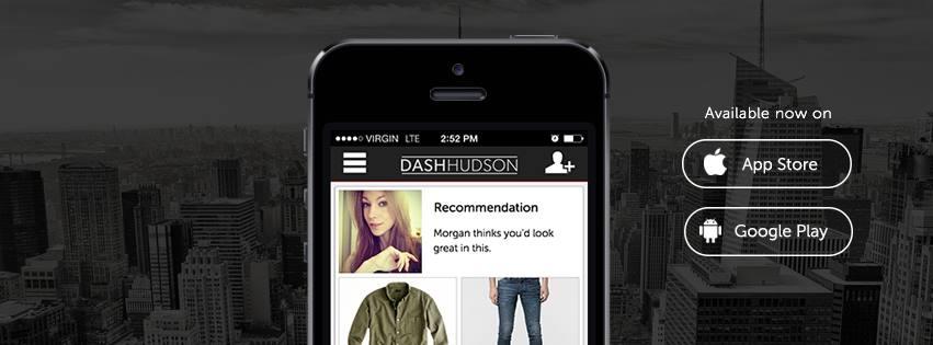¿Tienes estilo? Crea una plataforma móvil de moda masculina como Dash Hudson