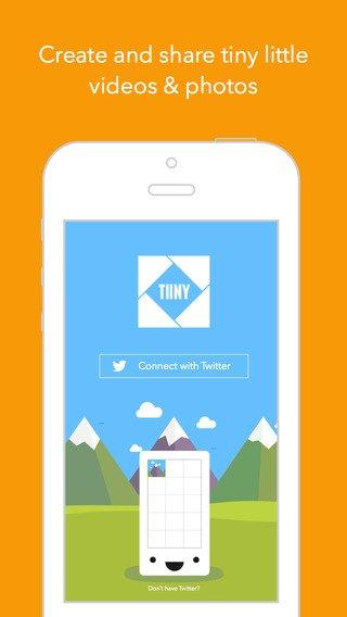 Imita a Tiiny, una app para compartir fotos que desaparecen en 24 horas
