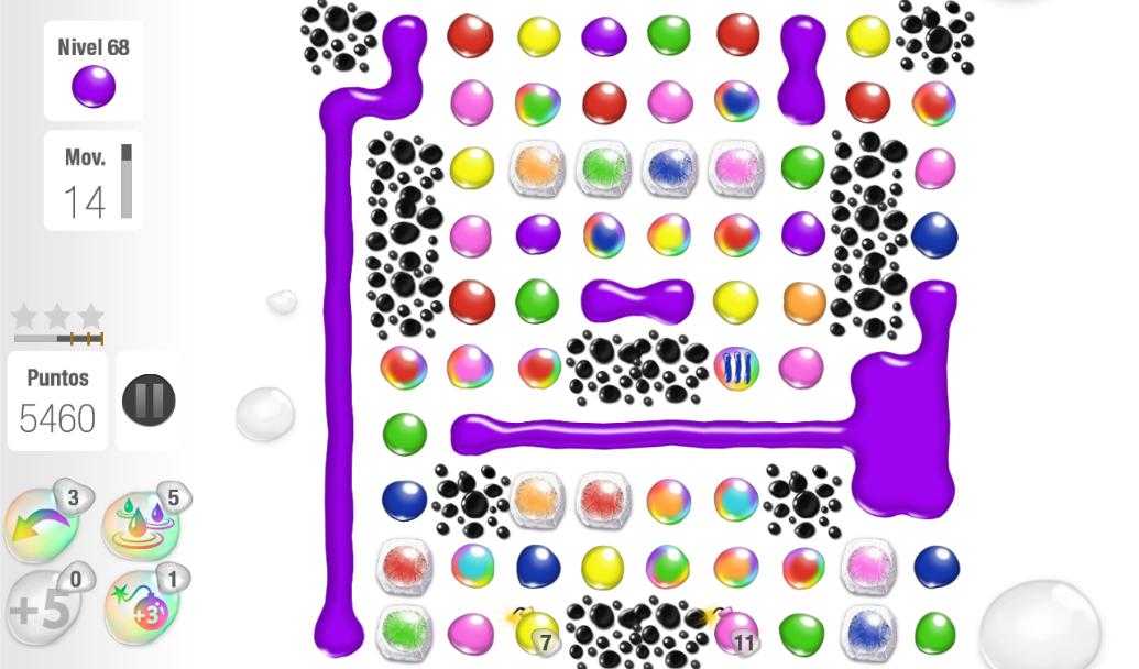 Likwit, un puzle líquido español que ha superado los 60.000 usuarios en un mes