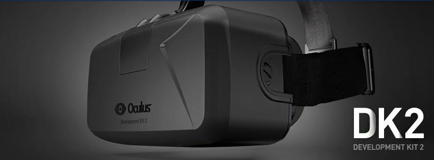 Oculus Rift, un casco de realidad virtual que recaudó ¡2,5 millones!