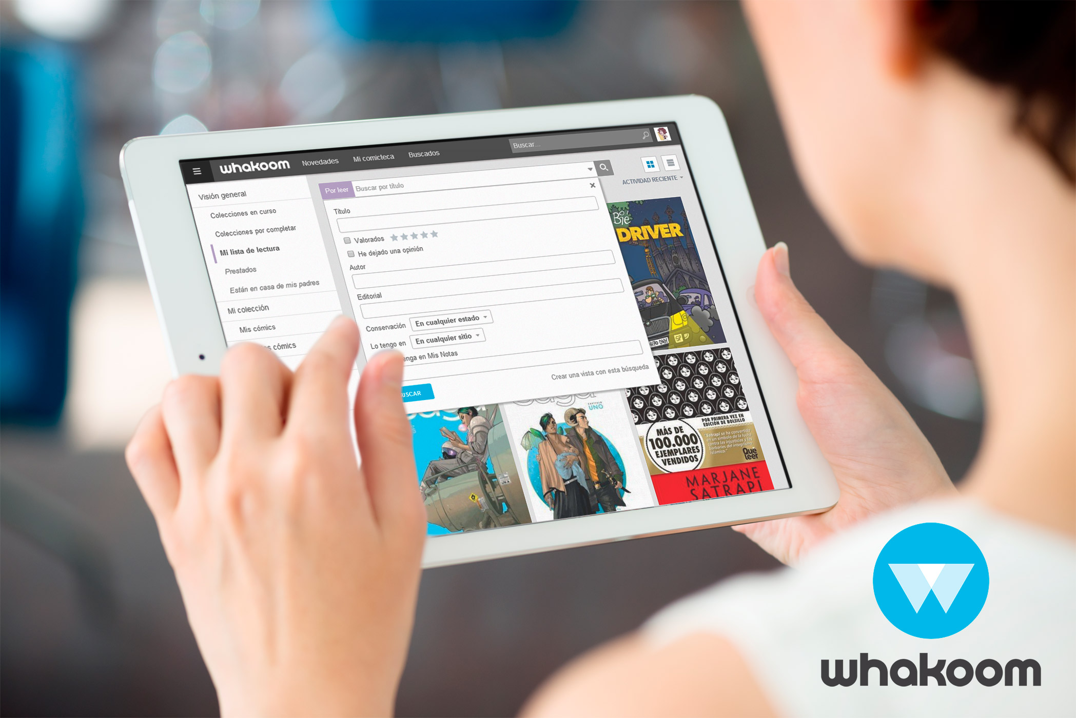 Whakoom, una red social para los amantes del cómic que no para de crecer