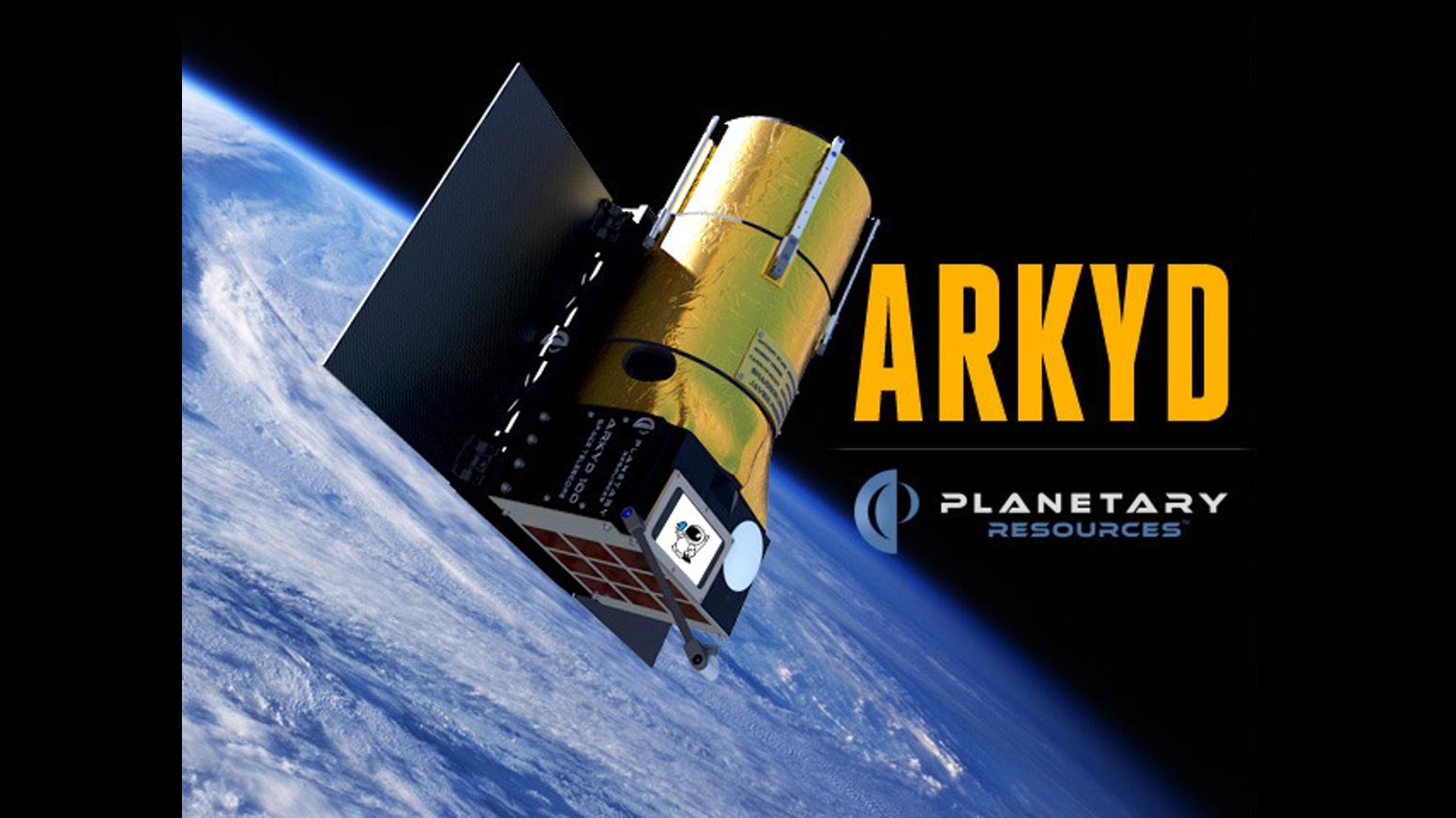 ARKYD, un telescopio que recaudó 1,5 millones a través de Kickstarter