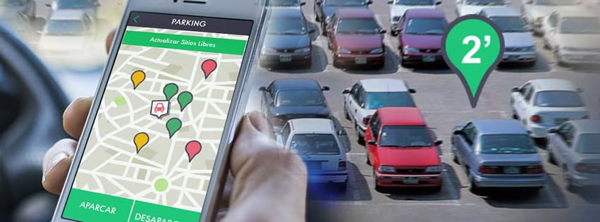 Encontrar aparcamiento es sencillo gracias al emprendedor Carlos Rodríguez, fundador de Wazypark