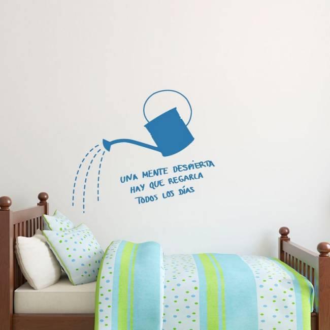 Stickway nos invita a decorar la casa con vinilos for Vinilos personalizados