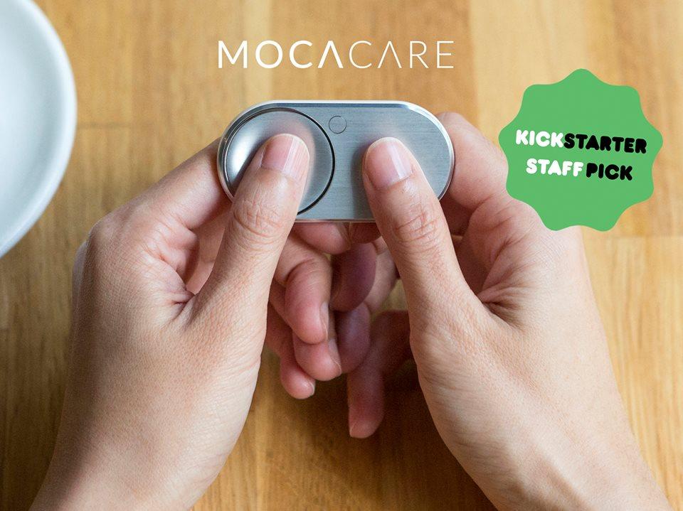 MOCA Heart, un dispositivo para controlar la salud que recauda más de 50.000 dólares