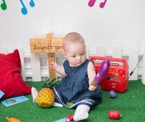 The Weeny Weaning Restaurant, el primer restaurante sensorial para bebés del mundo