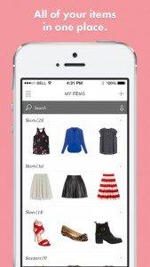 Inspírate en ClosetSpace, una herramienta que ofrece recomendaciones para vestir bien