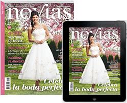 La revista Novias de España celebra su nuevo diseño con sorteos exclusivos