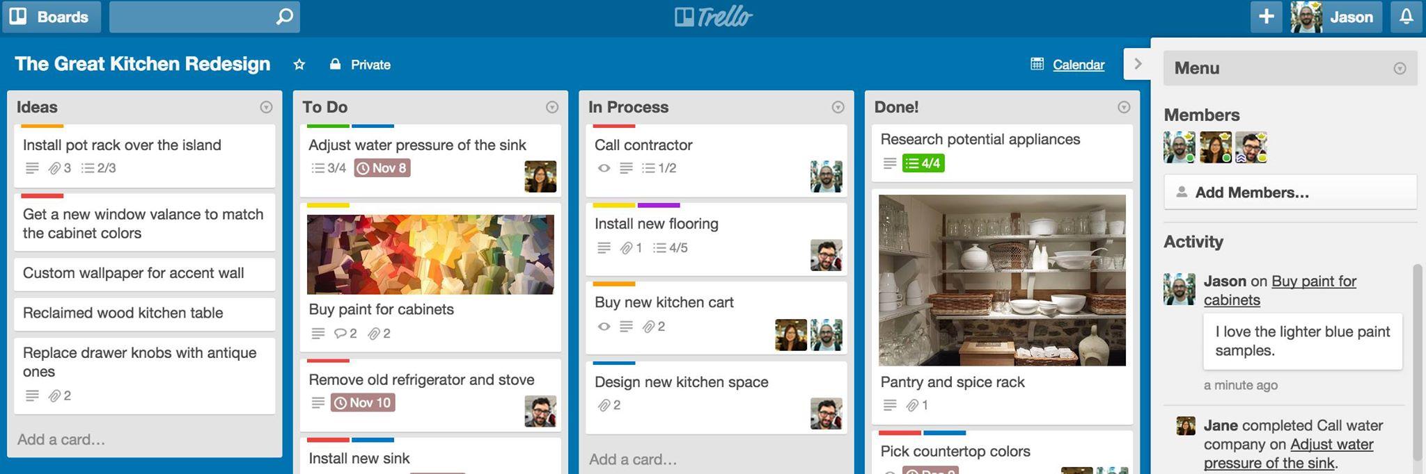 Sigue los pasos de Trello, una pizarra digital que supera los 7 millones de usuarios