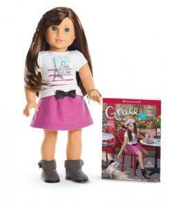 Grace Thomas, una muñeca que anima a emprender