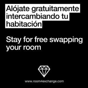 Room4exchange, el primer portal on-line de intercambio de habitaciones de pisos compartidos