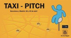 Taxi Pitch permitirá que los emprendedores puedan convencer a un inversor en un viaje en taxi
