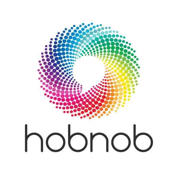 Fíjate en Hobnob, una app para crear y enviar invitaciones digitales