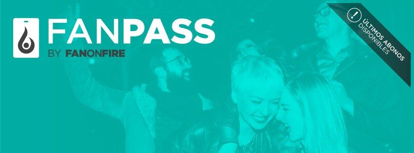 Los creadores de Fan on Fire lanzan FanPass, una tarifa plana para ir a conciertos