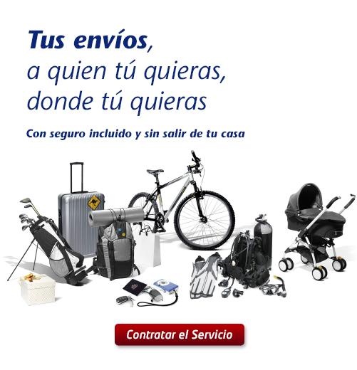 ¿Quieres viajar sin equipaje? Con Yatelollevo.com es posible