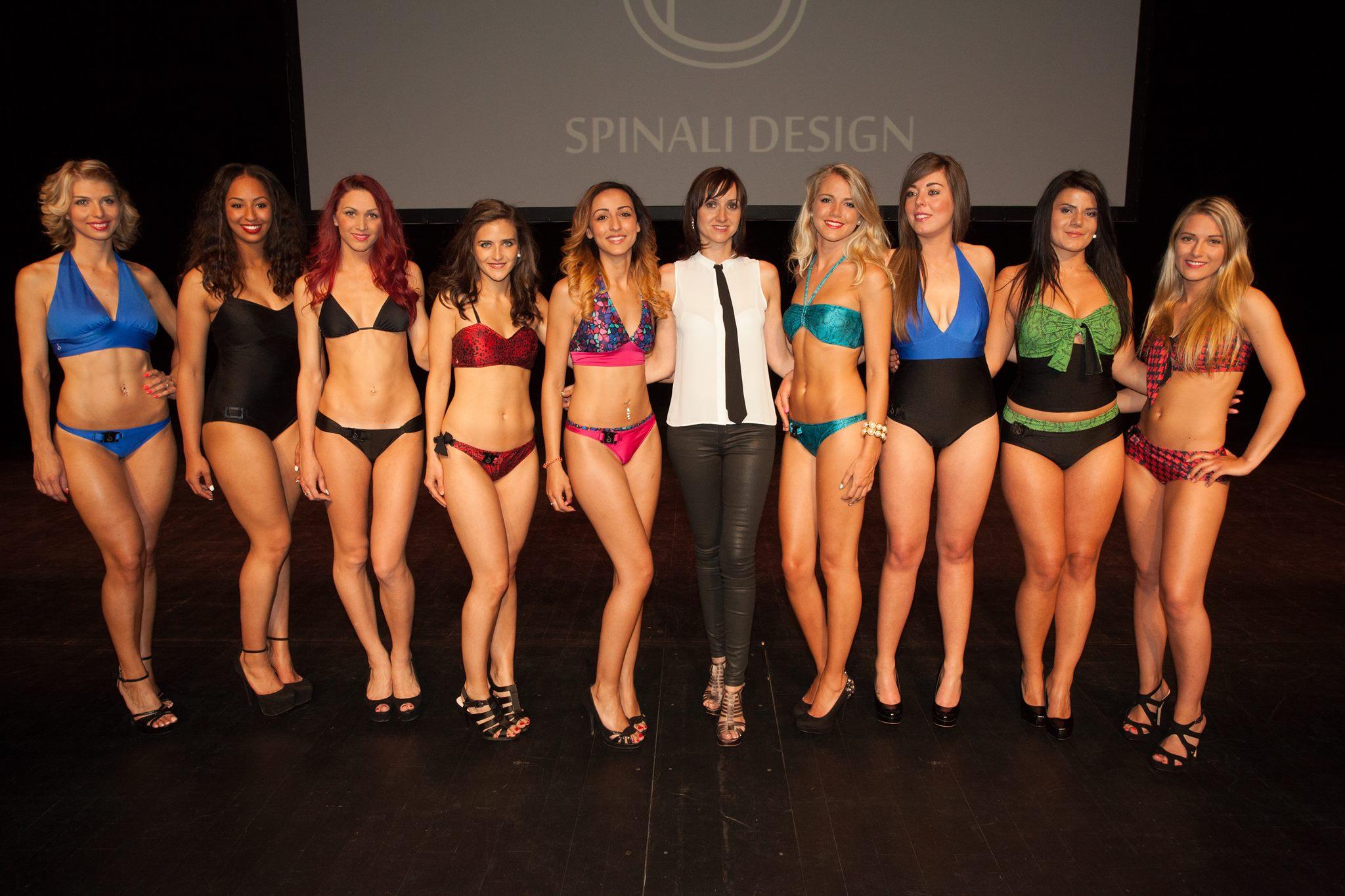La emprendedora Marie Spinali crea un bikini que evita las quemaduras solares