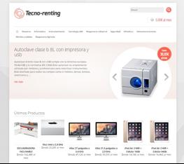 e-renting, la mejor opción para los emprendedores que desean disfrutar de la última tecnología