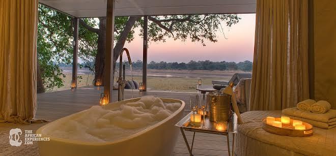 Kwanini The Manta Resort, un establecimiento hotelero que tiene el único bungalow under water de África