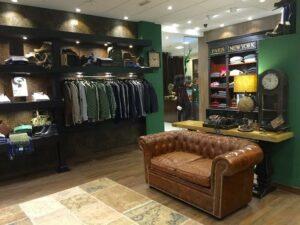 La tienda de ropa masculina Nottingham comienza su expansión por España