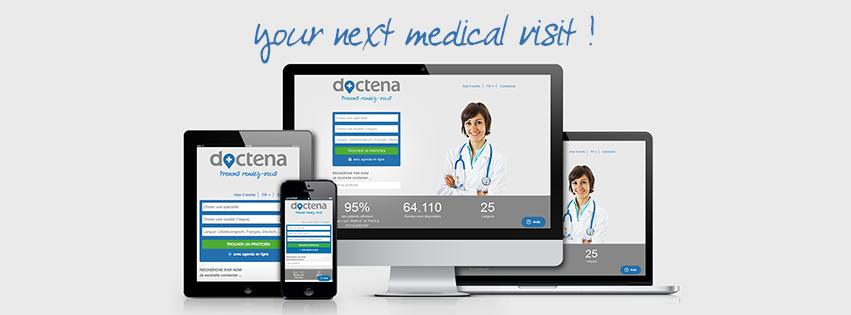 Emprende con una plataforma de reserva médica inspirada en Doctena. ¡Ha recaudado 4,5 millones!