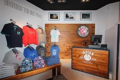 La franquicia de ropa casual The Indian Face abre su primera tienda en Valencia