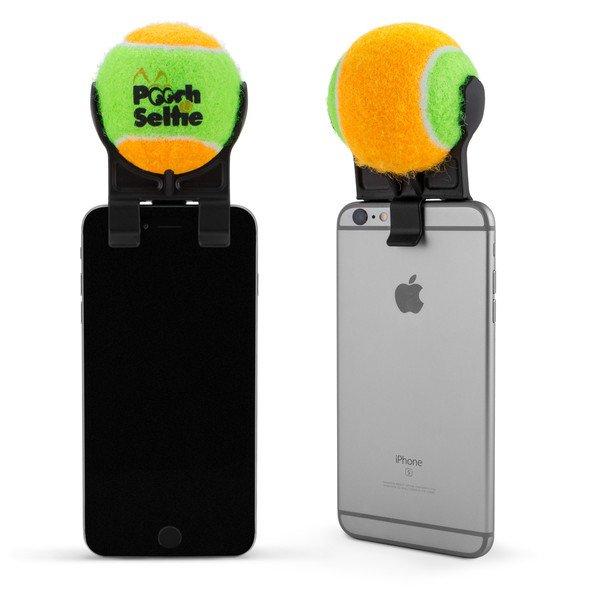 Pooch Selfie, un dispositivo para fotografiar a la mascota que recauda más de 39.000 dólares