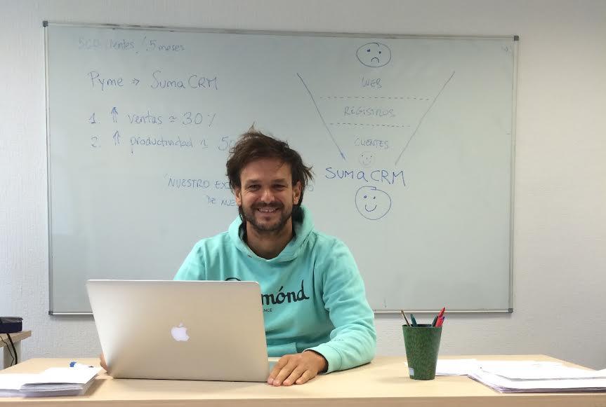 El emprendedor Tomás Santoro usa el libro Sex Code para hacer crecer su empresa