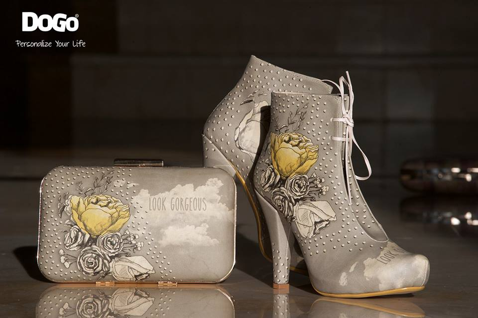 5ea6f0c4 La marca de realización de impresiones sobre el calzado DOGO abre su  primera tienda en España