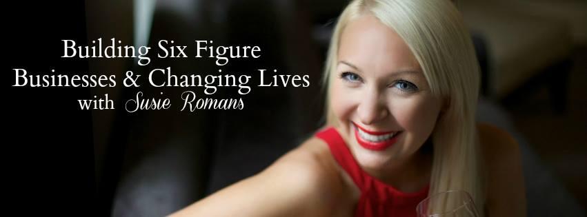 Susie Romans, una emprendedora que ha conseguido ganar 15.000 € al mes trabajando 4 horas