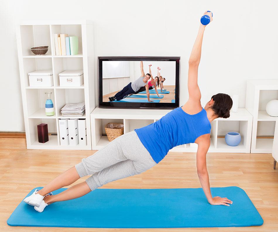 Vidnex, una empresa española que ofrece clases de yoga y pilates on-line