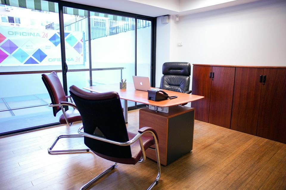 Oficina24: nuevo coworking en el centro de Barcelona